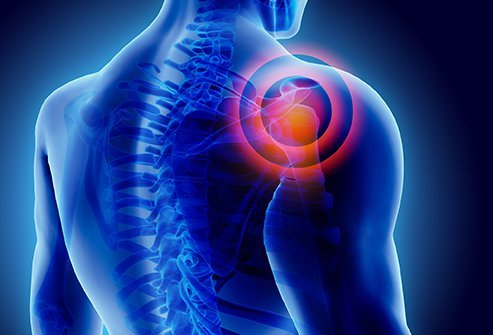 The main symptom of a torn labrum is pain.