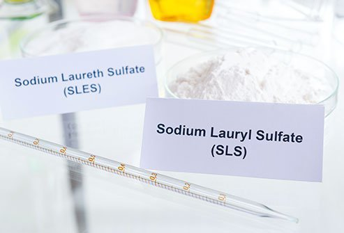 Sulfate is a salt that forms when sulfuric acid reacts with another chemical.