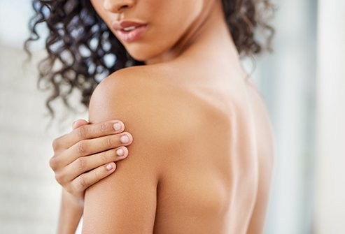 There are seven layers of skin and each layer serves different functions.
