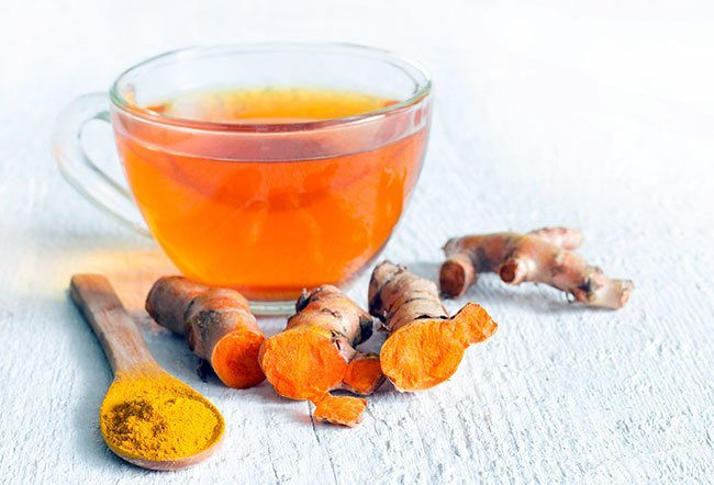 Turmeric is a yellow spice commonly used in Asian cuisine.
