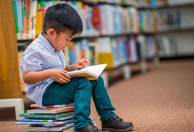 Learning to read, write and do math is always a milestone in kids that parents treasure. Children will learn to read between the ages of four and six and write and do math between six and 10 years old.
