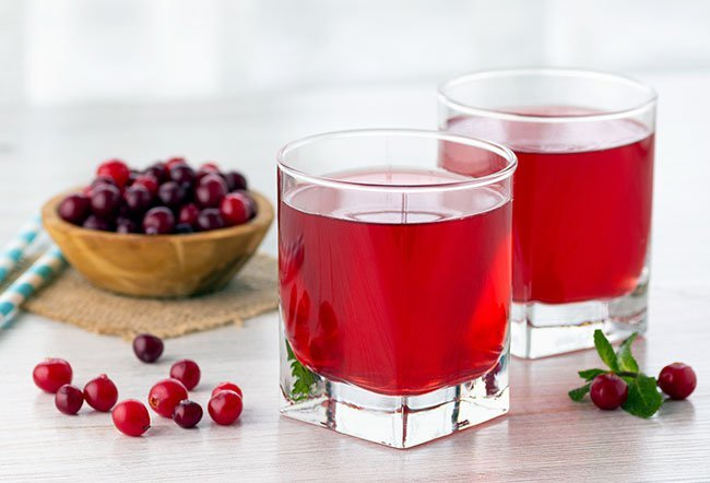 Cranberries are lauded for their various health benefits.