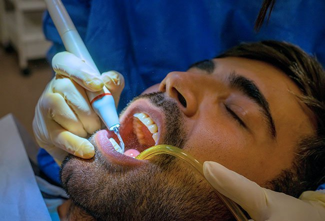 Mouth lesions are the abnormal patches, sores, or altered texture of the mouth lining.