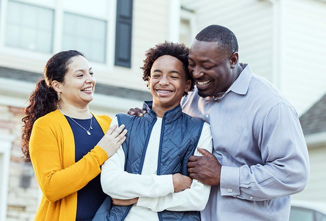 There are four different types of parenting styles, which include authoritative, authoritarian, permissive, and uninvolved. Authoritative parents are nurturing and will listen, but will have clear boundaries. Authoritarian parents are primarily concerned with discipline and rigid rules. Permissive parents are not firm with boundaries, while uninvolved parents do not provide necessary parenting responsibilities.