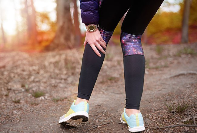 Pain in the back of your knee is relieved based on the underlying cause, which can include rest, ice, compression and elevation (RICE), exercise and physical therapy, lifestyle changes, nerve blocks or stimulation, medication, and surgery.