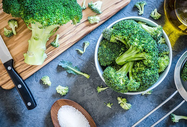 Broccoli is a versatile ingredient that can be used in soups, pastas, and even be baked.