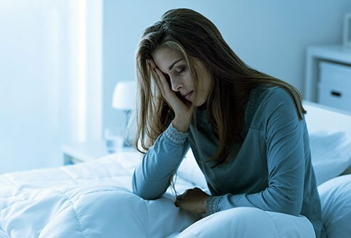 The symptoms of sleep deprivation include fatigue, inability to focus, and mood changes.