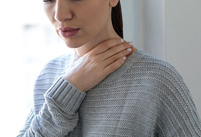 Spasmodic dysphonia most often affects women, particularly between the ages of 30 and 50 years.