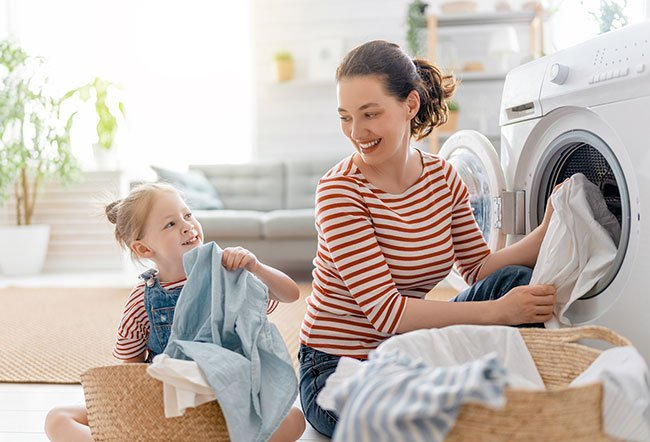 For kids of all ages, performing chores is vital to building self-confidence, teaching them important life skills and helping them feel that they belong. You should give your child chores that are age appropriate and that will help them build confidence and self esteem.
