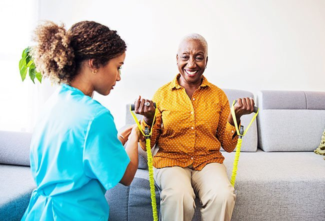Physical therapy can be beneficial to seniors and improve their quality of life in many ways. Physical therapy can help seniors restore functionality, reduce pain, recover from injury, reduce the risk of falls, and more.