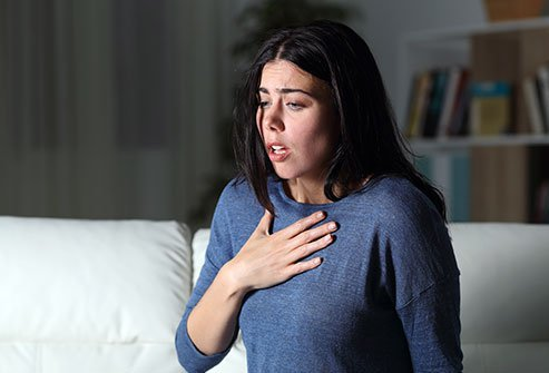 Symptoms of a mini heart attack are similar to those of a major heart attack, but less severe. Even a mini heart attack is a medical emergency and you should call 911 if you think you're having one.