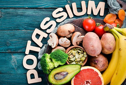 Potassium is an essential micro-mineral in the body.