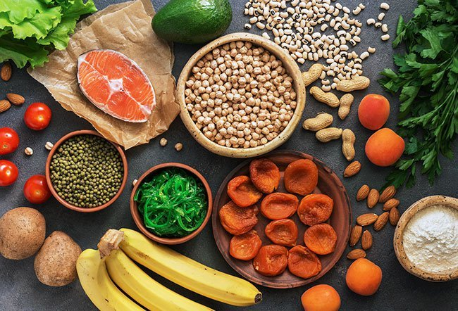 Patients with kidney disease may need to limit the amount of potassium in the diet, which means avoiding foods like avocados, potatoes and bananas, among others. Consult with a dietician.