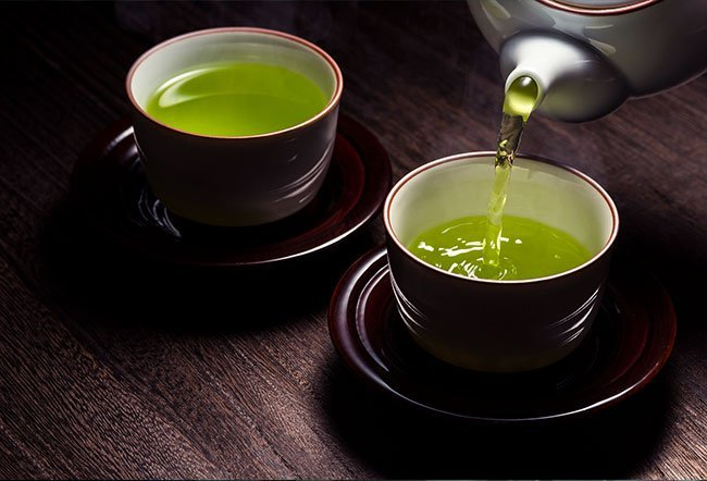 Green tea is a substance that has been popular for its health benefits for centuries. Green tea boosts immunity, reduces acne, aids in weight management, promotes heart health, may fight cancer, treats genital warts and helps promote brain health.