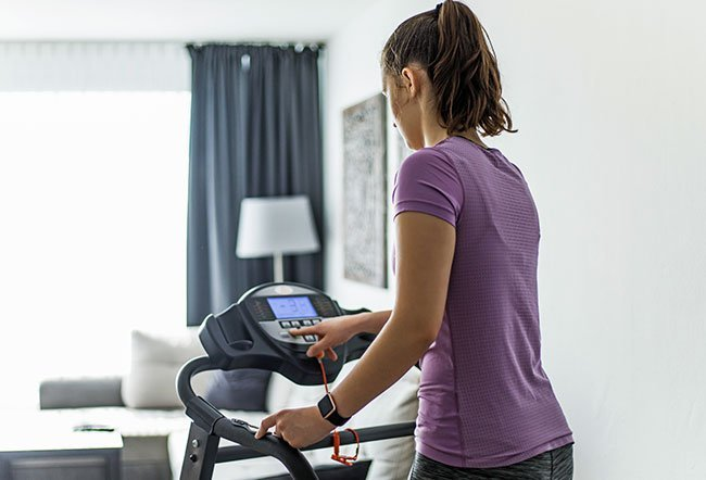 Regular physical activity and a healthy diet are necessary to stay fit and healthy.