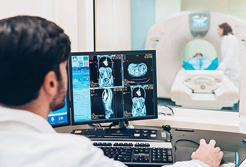A bone scan is a nuclear imaging technology, whereas magnetic resonance imaging (MRI) uses magnetic waves to create a three-dimensional (3D) image of an organ. Therefore, they are different.