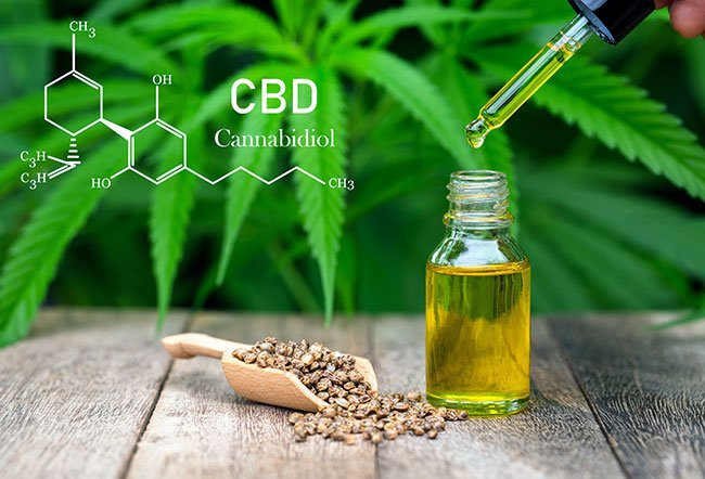 CBD or cannabidiol is one of the active ingredients in marijuana. The FDA has approved a pharmaceutical version called Epidiolex for childhood seizure disorders, but the chemical is under investigation for potential to treat all sorts of disorders, from chronic pain to PTSD.
