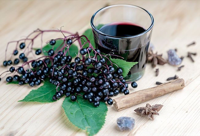 Elderberry-based remedies have a host of applications in alternative medicine. Some claims about its effectiveness have no solid evidence to back them up, but scientific research shows elderberry preparations may shorten upper respiratory infections and reduce the severity of their symptoms.