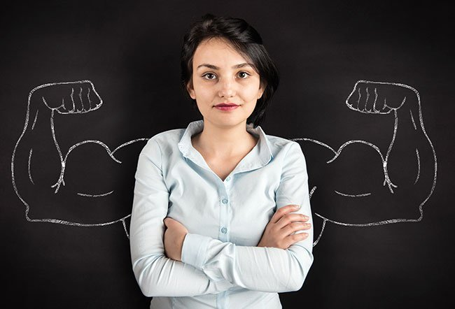 Being assertive means having the ability to express your needs and feelings clearly and firmly without disrespecting or undermining others. Assertiveness is a healthy behavior that enables you to communicate in a prosocial manner.
