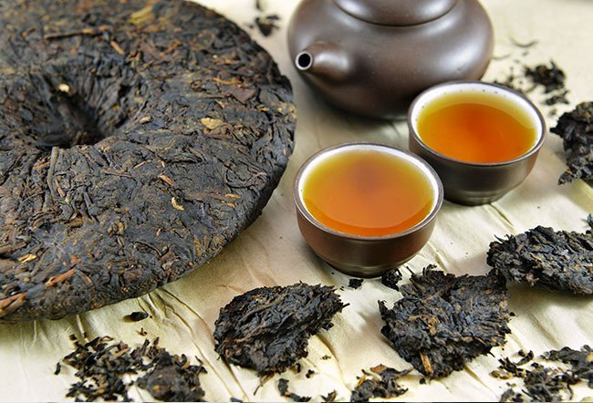 Pu-erh tea has been popular in China and has been consumed to achieve various health benefits.