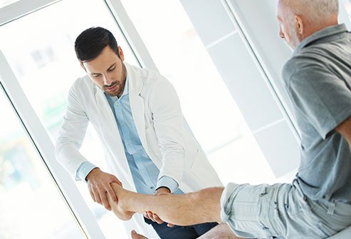 Reduction of ankle dislocation is surgery to re-set the ankle joint to heal properly. Sometimes a doctor can reposition the joint adequately without surgery, which is called a closed reduction.