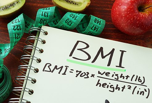 Body mass index (BMI) is an approximate measure of obesity.
