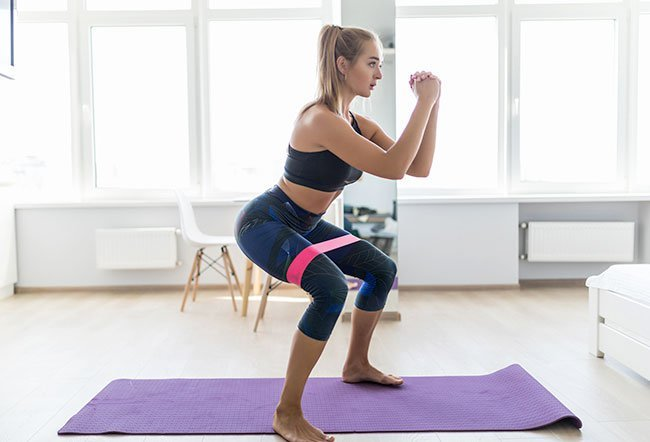 The glutes are the strongest and biggest muscle in the buttock area and comprise three separate muscles