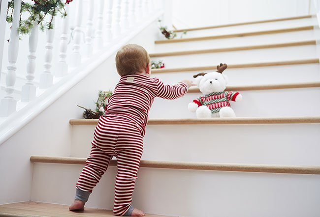 Eleven-month-old babies may start to form their unique personalities and master more of their motor (movement) skills. At 11 months old, a baby may stand alone, copy sounds, develop a concept of self, stand by themselves, walk if someone holds their hand and do many other things.