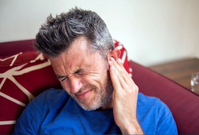 Reasons why tinnitus or ringing in the ears may get louder sometimes are still unknown.