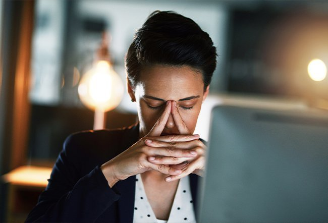 how does stress lead to disease