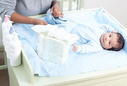 Diaper rash is a common condition seen in babies. Get rid of diaper rash fast by keeping the area clean and dry, avoiding scrubbing the area, not using baby wipes and implementing other measures.