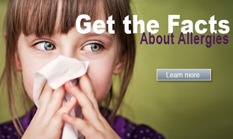 Get the Facts About Allergies