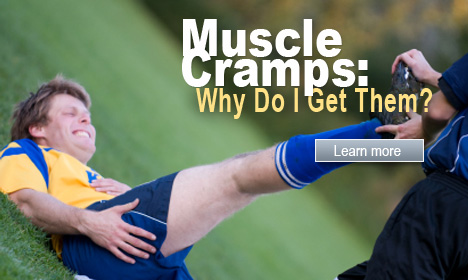 Muscle Cramps: Why Do I Get Them?