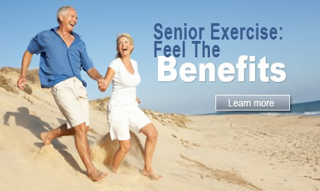 Senior Exercise: Feel The Benefits