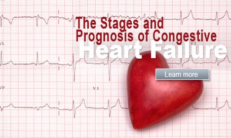 The Stages and Prognosis of Congestive Heart Failure