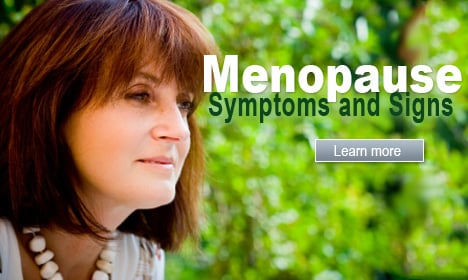 Menopause Symptoms and Signs