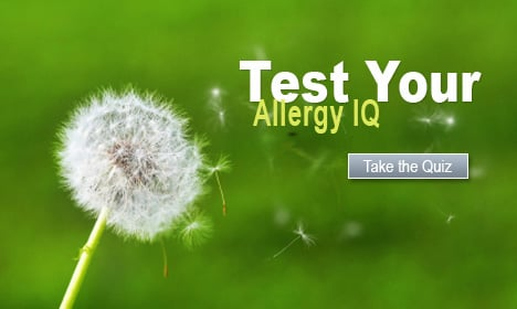 Test Your Allergy IQ