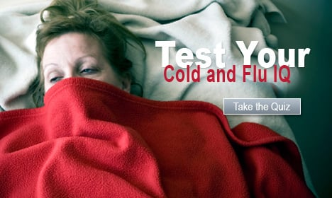 Test Your Cold and Flu IQ