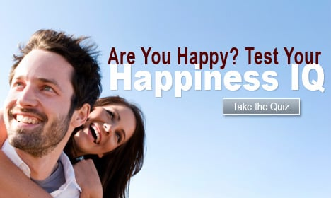 Are You Happy? Test Your Happiness IQ