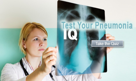 Test Your Pneumonia IQ