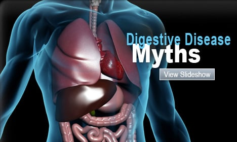 Digestive Disease Myths