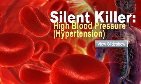 Silent Killer: High Blood Pressure (Hypertension)