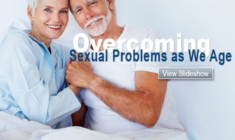Overcoming Sexual Problems as We Age