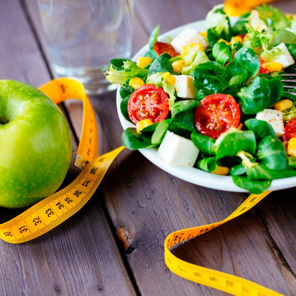 A healthy diet can prevent diseases such as heart attacks, strokes, obesity, osteoporosis, and certain cancers.