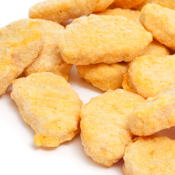 A salmonella outbreak that appears to be linked to frozen breaded chicken products has sickened 17 people in six states.