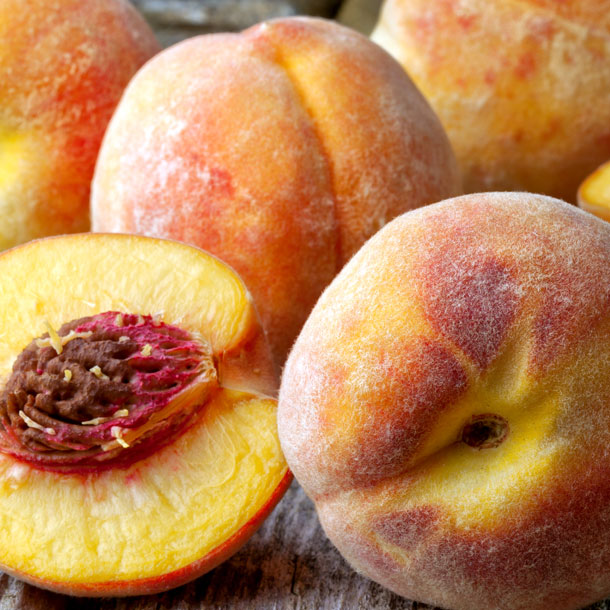 A salmonella outbreak that's sickened 68 people in nine states may be linked to Wawona-brand bagged peaches sold at ALDI stores, the U.S. Food and Drug Administration said Wednesday.