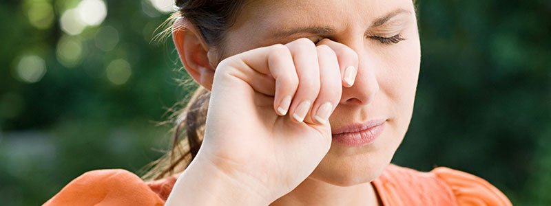 Treating Post-Nasal Drip: Health Tip