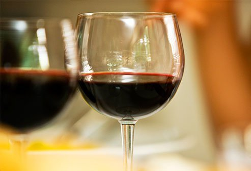 Small amounts of alcohol may stave off heart disease.