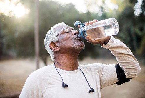 You need to pay attention to your thirst if your blood sugar is high.