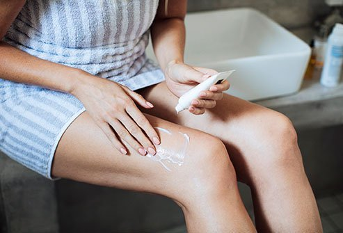 Diabetes can dry out your skin.
